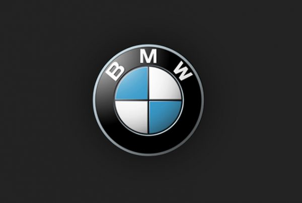 BMW banner animation