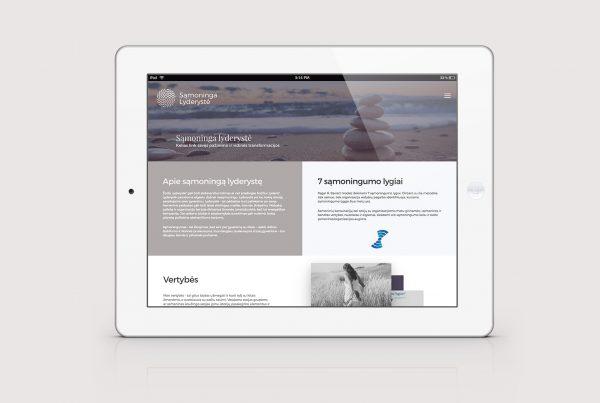 Samoninga lyderyste website