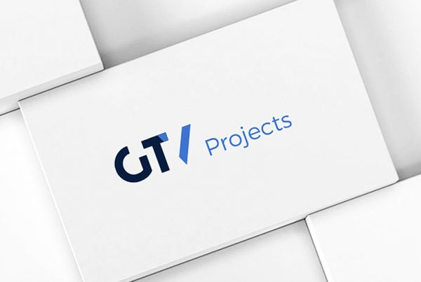 GTV Group logo and branding