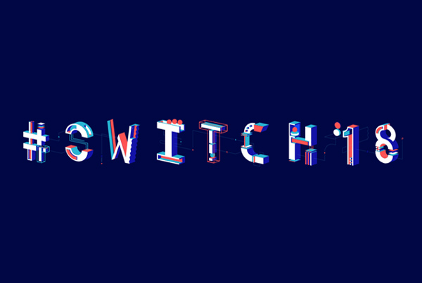 SWITCH banner animation