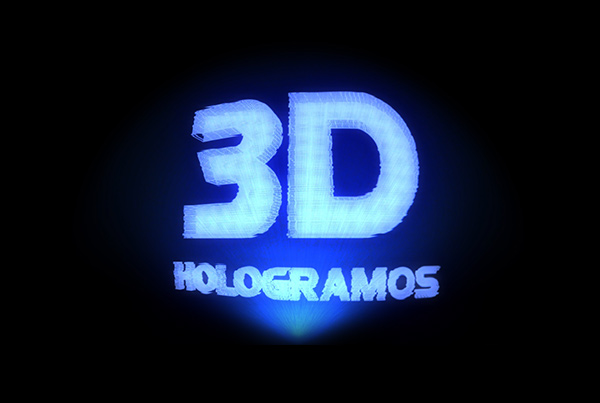 Logo and other 3D animations
