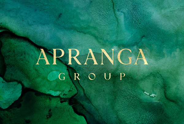 Apranga Group Christmas Greetings Animation
