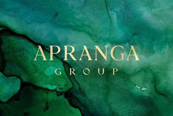 Apranga Group Christmas Greetings Animation