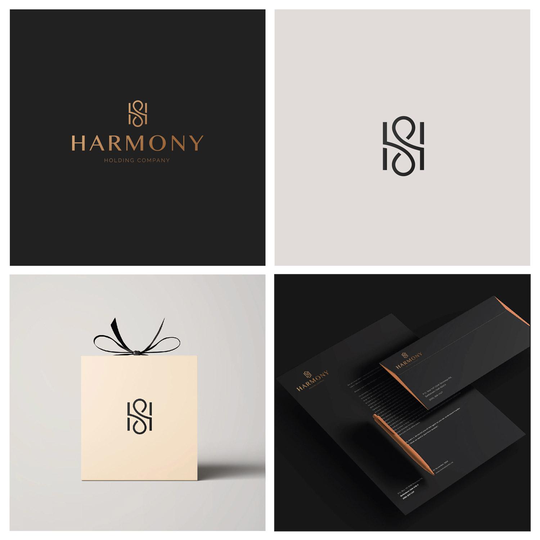Harmony logotipas / grafinis identitetas